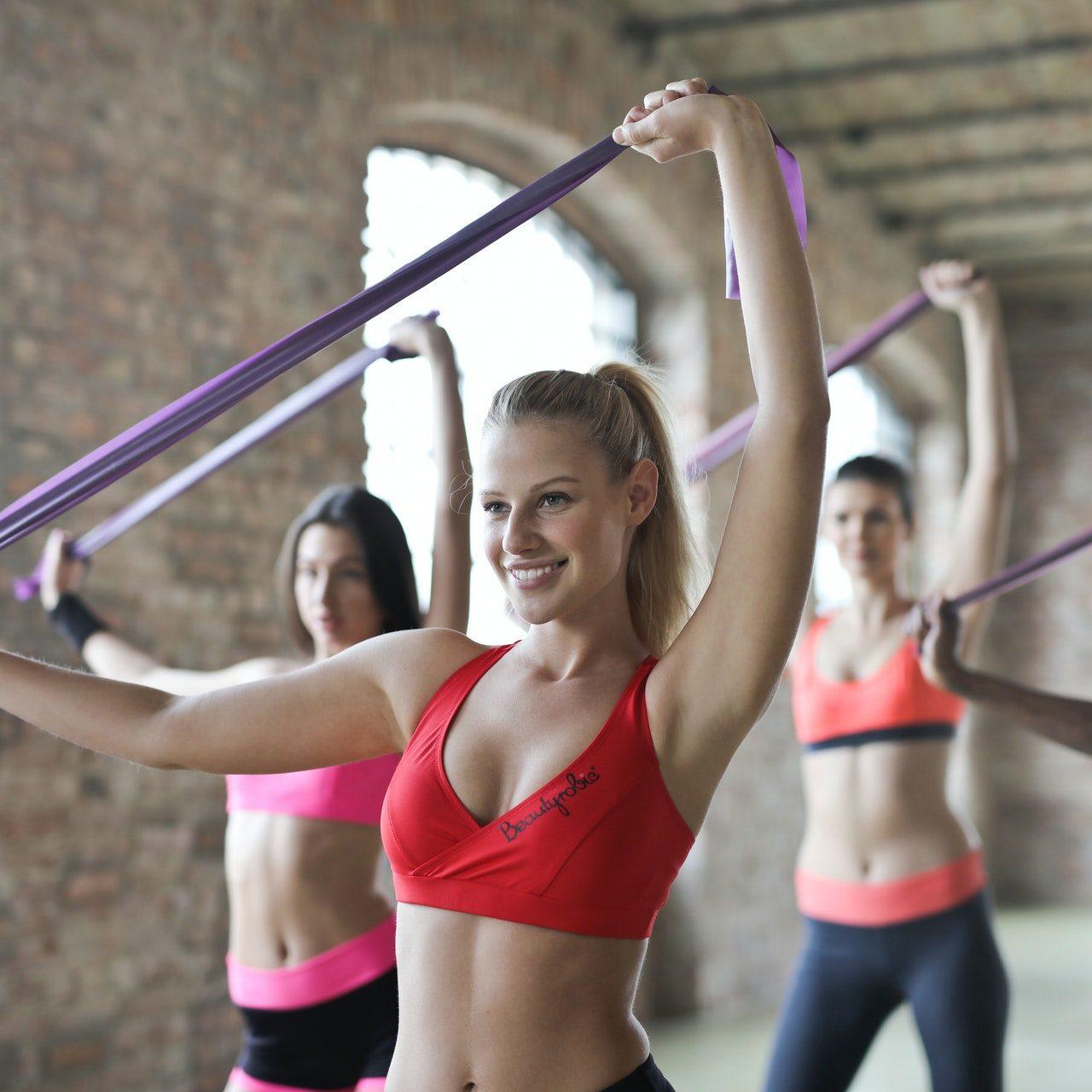 fitnessredskaber - livsstilen