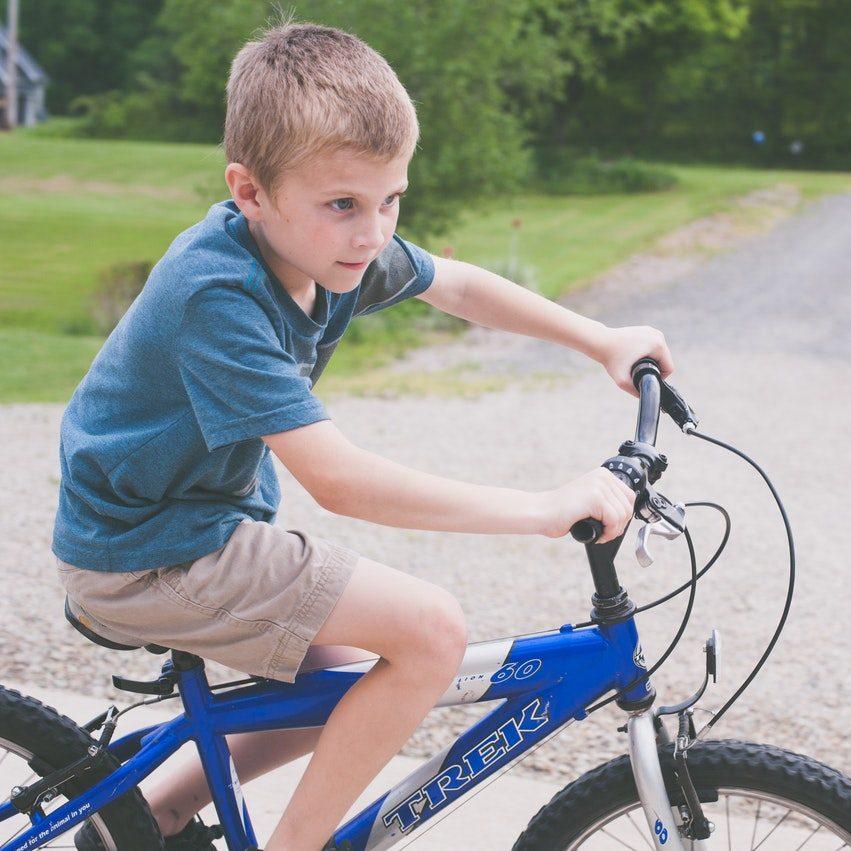 løbecykel - livsstilen